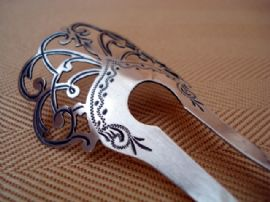 Edwardian Silver Haircomb - Hallmarked Birmingham 1906(SOLD)